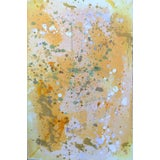 """Image of """"Life Is Good"""" by Trixie Pitts Neutral Abstract Expressionist Oil Painting For Sale"""