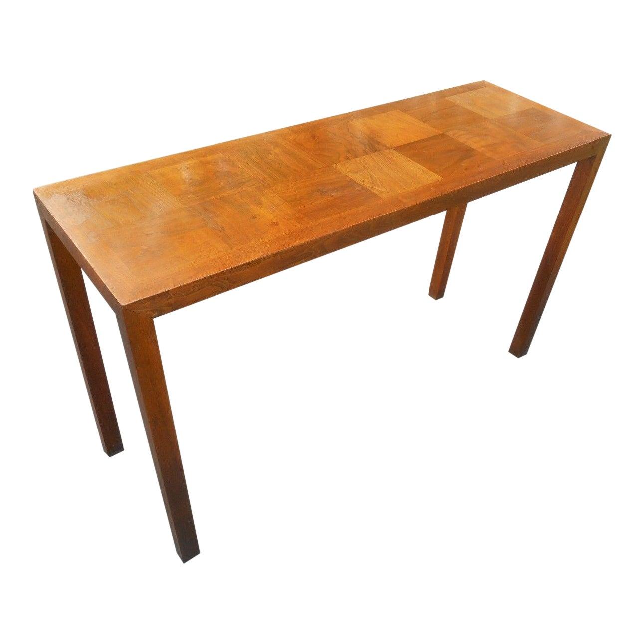 Mid Century Sofa Table: Mid-Century Modern Lane Sofa Table