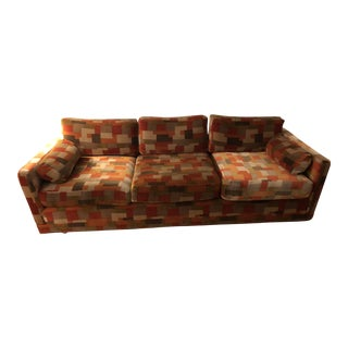 Mid-Century Tuxedo Couch