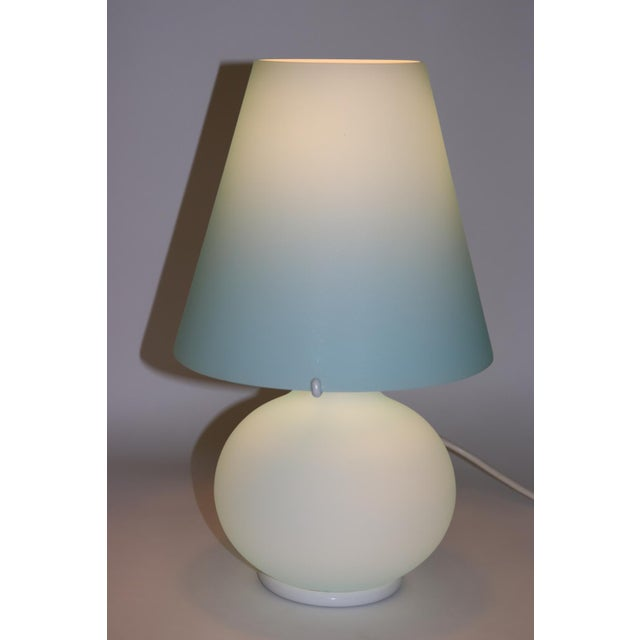 """Paralume"" Murano Due Mid-Century Modern Glass Table Lamp For Sale In New York - Image 6 of 13"