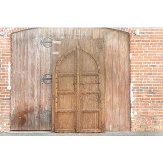Pair of Antique Spanish Colonial Doors Preview