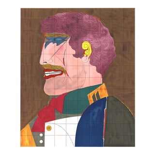 Richard Lindner-Posters at Pace-Lithograph