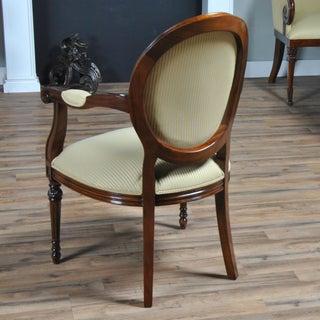 Niagara Furniture Round Back Mahogany Chair - a Pair Preview