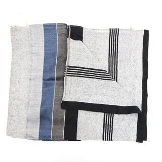 Striped Safi Pillow Cases - A Pair For Sale