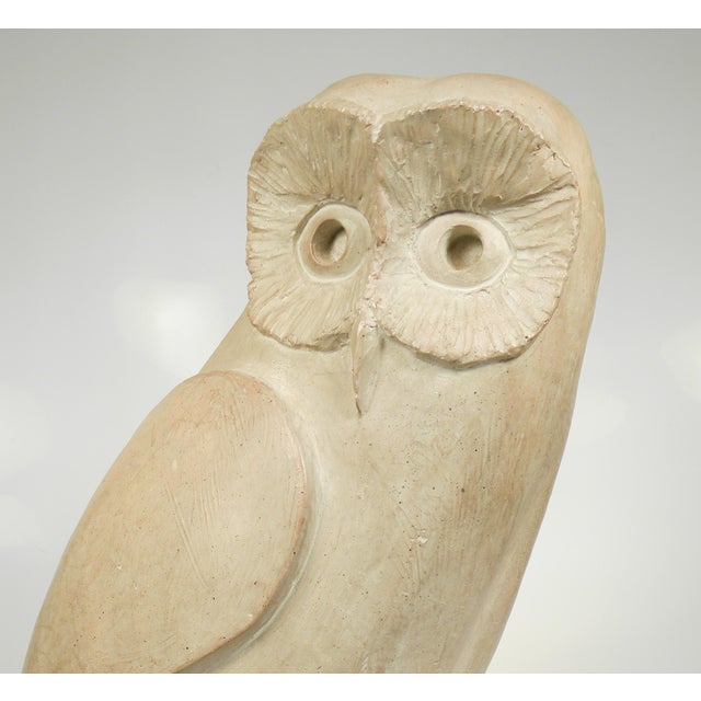 Vintage Mid-Century Austin Productions Owl Sculpture - Image 4 of 6