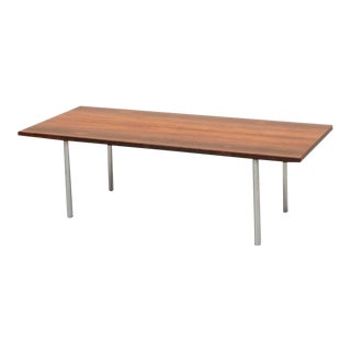 1950s Mid-Century Modern Hans Wegner for Andreas Tuck Rosewood Coffee Table For Sale