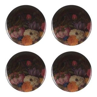 Antwerp Style B Dinner Plate - Set of 4 For Sale