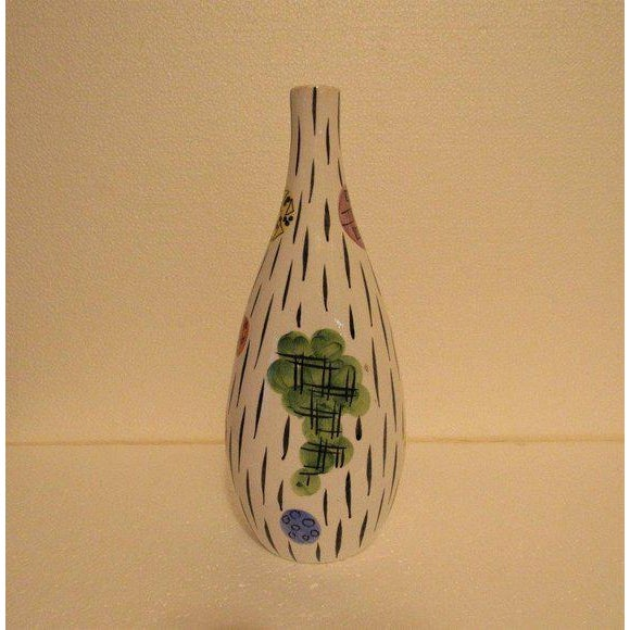 1970s Mancioli Italian Modernist Atomic Fruit Decanter For Sale - Image 5 of 7