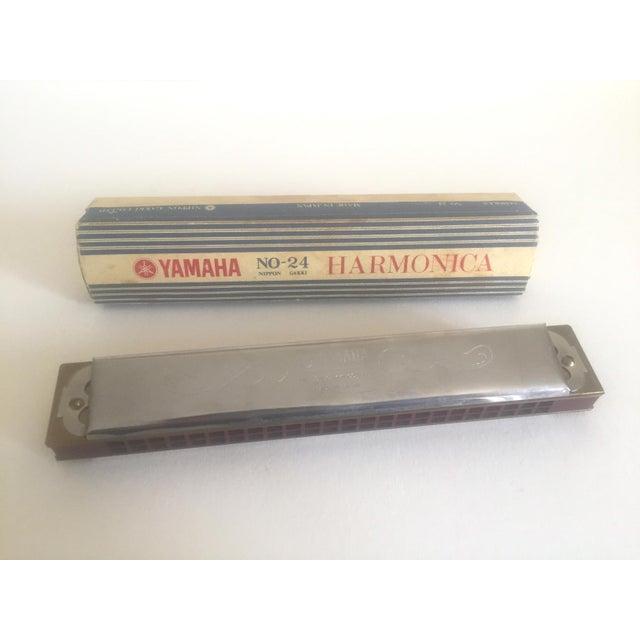 Vintage Yamaha Harmonica in 'C' - Image 8 of 10