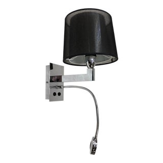 Bover Lexa Wall Lamp With Reading Light For Sale