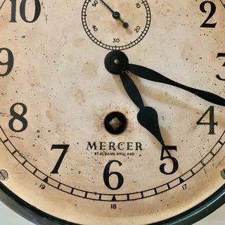 Antique Ship's Clock Preview