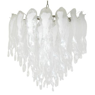 Stalattiti Chandelier For Sale