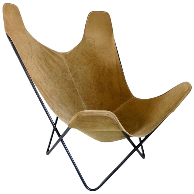 Superb Butterfly Chair by Jorge Ferrari-Hardoy for Knoll | DECASO