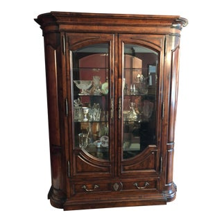 Hendredon China Cabinet For Sale