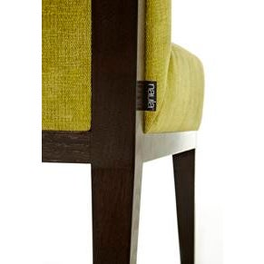 Mid-Century Modern Modern Misha Chair Wood For Sale - Image 3 of 5