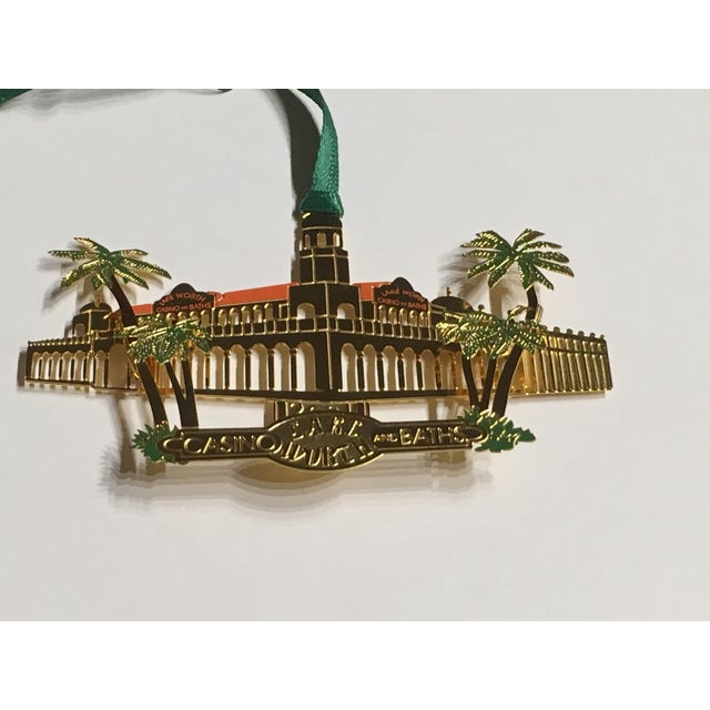 Lake Worth Casino Christmas Tree Ornament For Sale In West Palm - Image 6 of 6