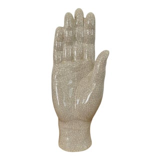 Early 21st Century Porcelain Hand For Sale
