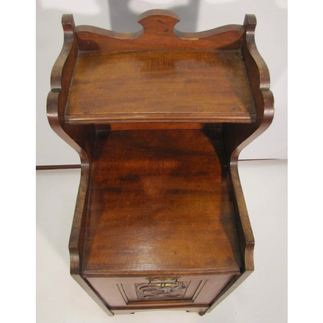 English Wooden Coal Hod For Sale - Image 4 of 8