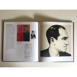 """ Warhol's Jews : Ten Portraits Reconsidered "" Rare 1st Edtn Collector's Exhibition Hardcover Art Book Preview"