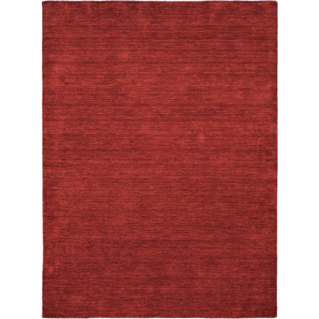 Modern Mansour Quality Handmade Modern Rug For Sale - Image 3 of 3