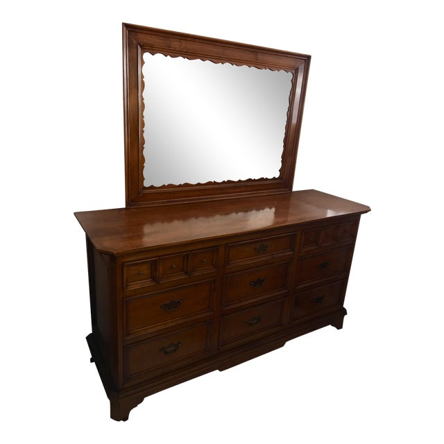 Mirrored Chest of Drawers For Sale
