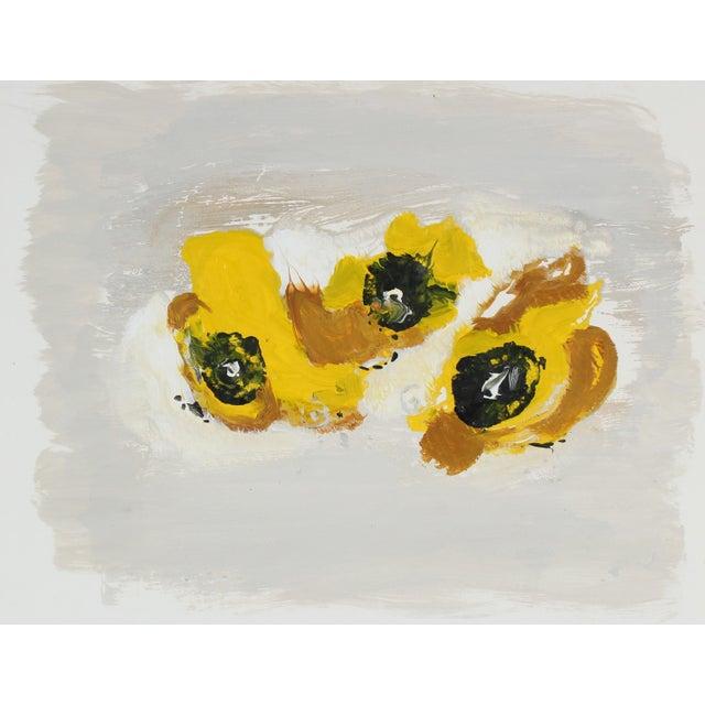 Gwen Stone Yellow Monoprint, 2003 - Image 1 of 2