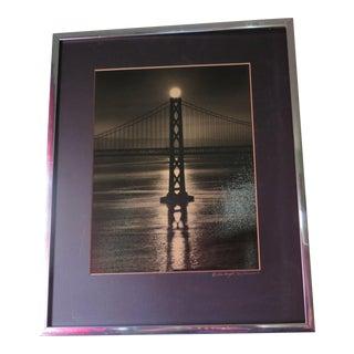Gene Wright Original Golden Gate Bridge Photo For Sale