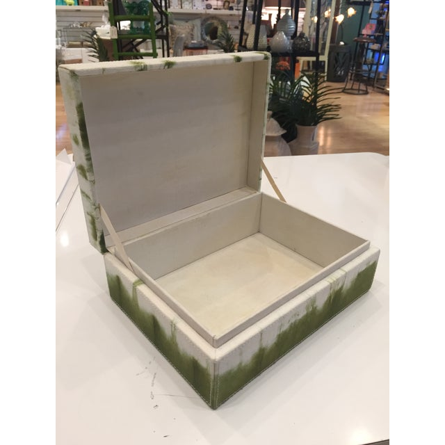 Contemporary Jamie Young Tie Dye Box For Sale - Image 3 of 5