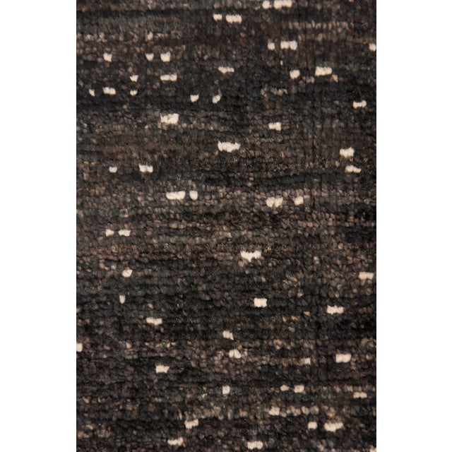 """New Gabbeh Hand-Knotted Rug - 6'6"""" x 9'8"""" - Image 3 of 3"""