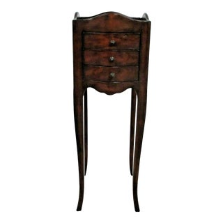 Theodore Alexander Slender End Table For Sale