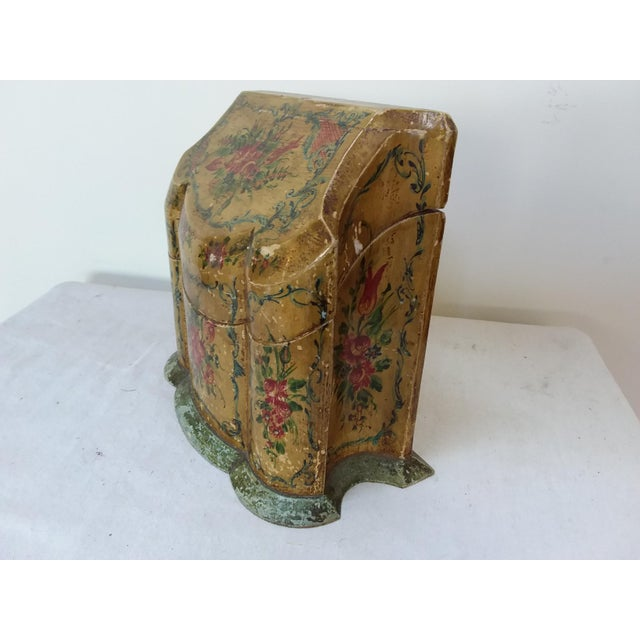 Antique Italian Letter Box For Sale In San Antonio - Image 6 of 6