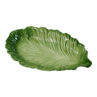 Maddux of California Lettuce Platter For Sale