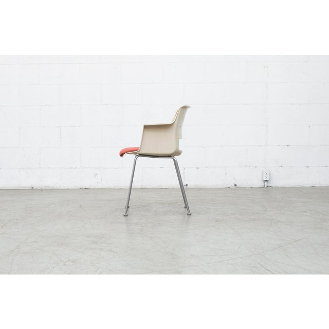 1970s A.R. Cordemeijer Gispen Chair - Image 3 of 10
