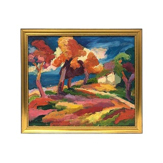 1960s Provence Landscape For Sale