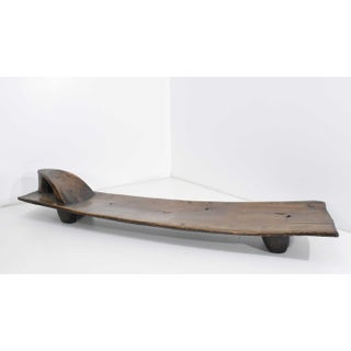 Senufo Tribe of Cote D'Ivoire, Africa Bench or Coffee Table