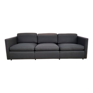 Mid-Century Florence Knoll Sofa For Sale