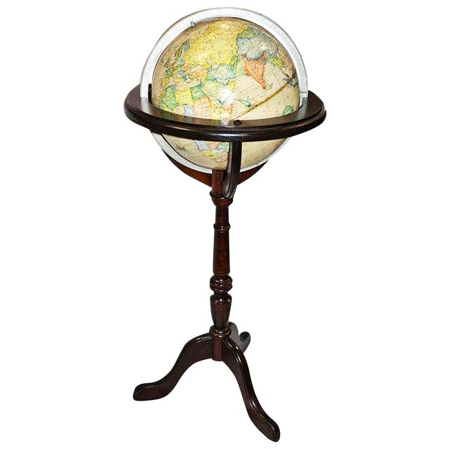 Rand-McNally Floor Globe - Image 1 of 6
