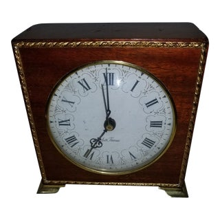 Art Deco Seth Thomas Alarm Clock
