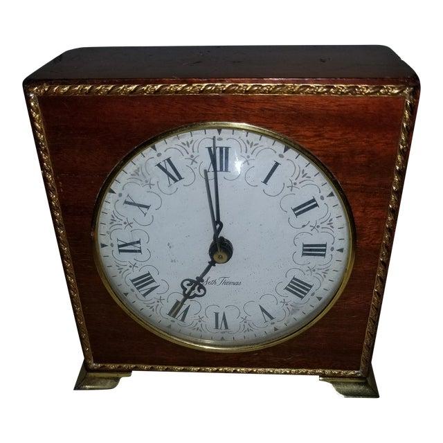 Art Deco Seth Thomas Alarm Clock - Image 1 of 5