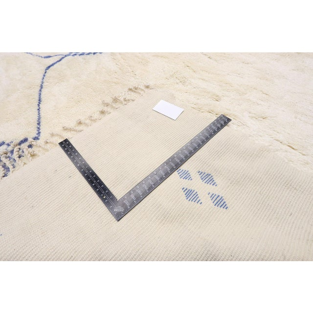 2010s Contemporary Oversized Moroccan Rug - 16'10 X 19' For Sale - Image 5 of 9