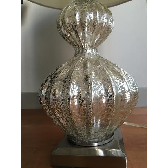 Mirrored Table Lamp - Image 3 of 4