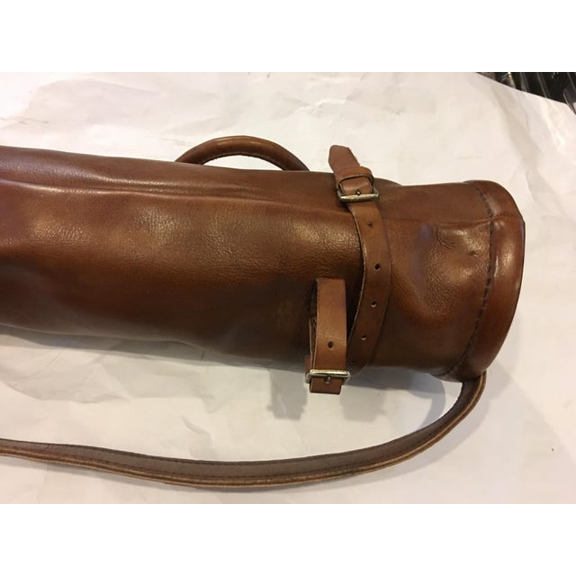 English Leather Golf Bag - Image 7 of 9