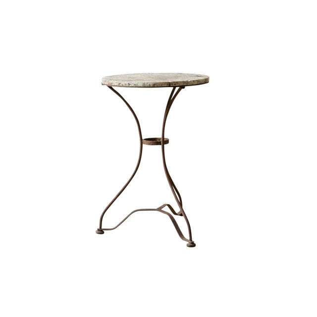 19th Century Bell Epoque Bistro Table For Sale