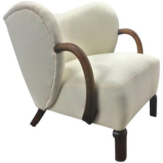 Chair, in the Style of Viggo Boesen For Sale
