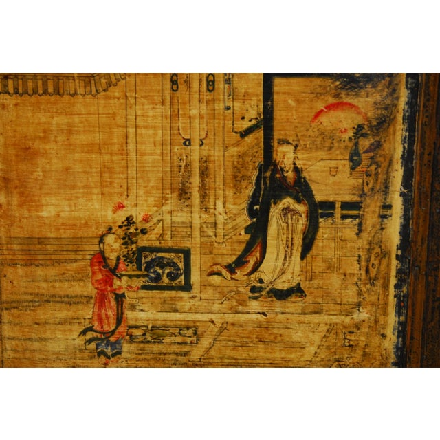 19th Century Chinese Server Sideboard Buffet - Image 5 of 9
