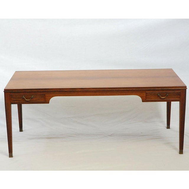 Contemporary Frits Henningsen Coffee Table For Sale - Image 3 of 9