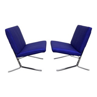 Lounge Chairs by Olivier Mourgue - Pair For Sale