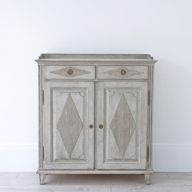 Paint Anders Gustavian Sideboard For Sale - Image 7 of 7