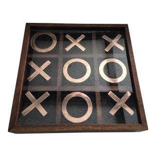 Oversized Tic Tac Toe Game