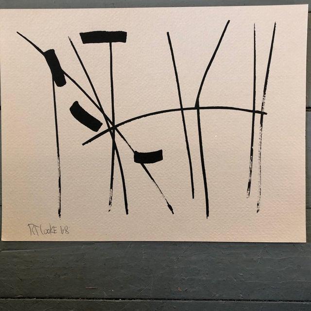 2 original paintings on paper Signed bottom left 8.5 x 11 unframed